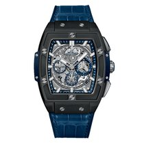Hublot Spirit of Big Bang Cerámica 42mm Transparente España, España