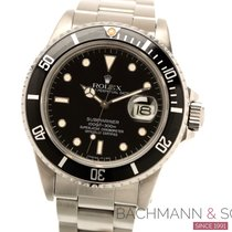 Rolex Submariner Date 16800 1985 pre-owned