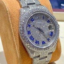 Rolex Datejust 126300-0007 New Steel 41mm Automatic