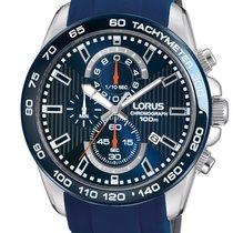 Lorus Acier 45mm Quartz RM389CX9 nouveau