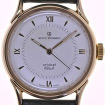 Revue Thommen Mans Wristwatch Cricket Club