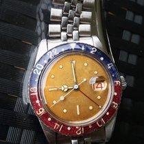 Rolex GMT Bakelite - Ultra Tropical dial - 1957 - All Original