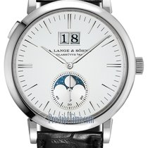 A. Lange & Söhne White gold 40mm Automatic Saxonia new United States of America, New York, Airmont