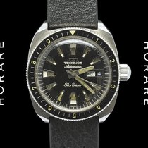 Technos Automatic Sky-Diver - Circa 1970s