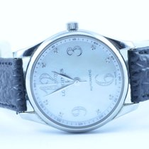 Longines Flagship Herren Uhr Automatik Stahl/stahl 38mm...