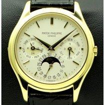 Patek Philippe   Perpetual Calendar 18 kt Yellow Gold,...