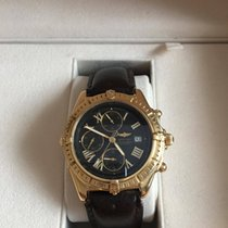 Breitling Crosswind Racing 18k Gold 43mm Chrono K13055