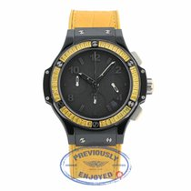 Hublot Big Bang Tutti Frutti Black Lemon