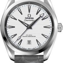 Omega Seamaster Aqua Terra Steel 38mm Silver United States of America, New York, Airmont