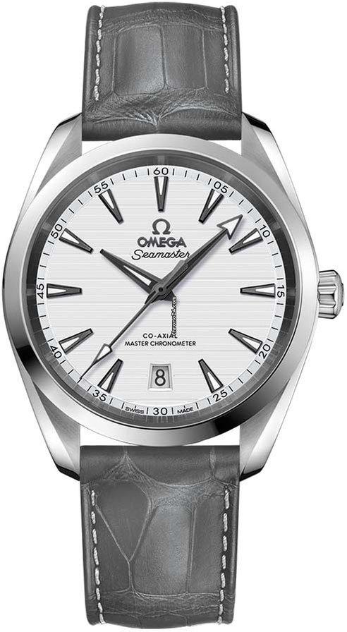 Omega Seamaster Aqua Terra 220.13.38.20.02.001 2021 new