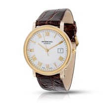 Raymond Weil Maestro 5574/1 Men's Watch in Gold Plate/Stai...