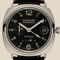 Panerai Radiomir 10 Days GMT Automatic Oro Bianco - 45mm