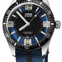 Oris Divers Men's Watch 01 733 7707 4035-07 5 20 29FC