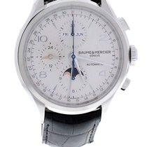 Baume & Mercier - Clifton 43 Chronograph - M0A10278 -...