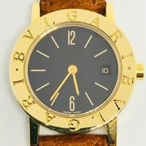 Bulgari bvlgari gold bb 26 gld quartz