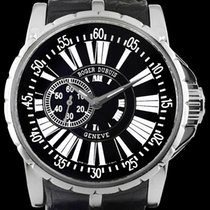 Roger Dubuis Excalibur Steel 45mm Black Arabic numerals United States of America, Connecticut, Hartford