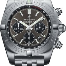 Breitling Chronomat AB0115101F1A1 Nieuw Staal 44mm Automatisch