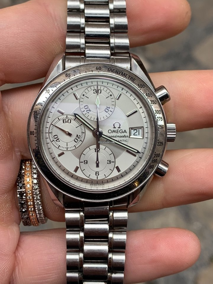 f992ec048f4 Omega Speedmaster Automatic Automatico Reduced 38 Steel acciaio for C   2