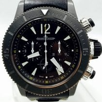 Jaeger-LeCoultre Master Compressor Diving Chronograph GMT Navy SEALs Titan 46mm Schwarz Deutschland, Nürnberg