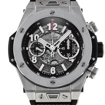 Hublot 45mm Automatic 2014 pre-owned Big Bang Unico