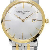 Frederique Constant Slimline Automatic Steel Silver United States of America, New York, Brooklyn