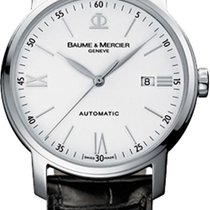 Baume & Mercier Classima Steel 42mm White Roman numerals United States of America, California, Moorpark