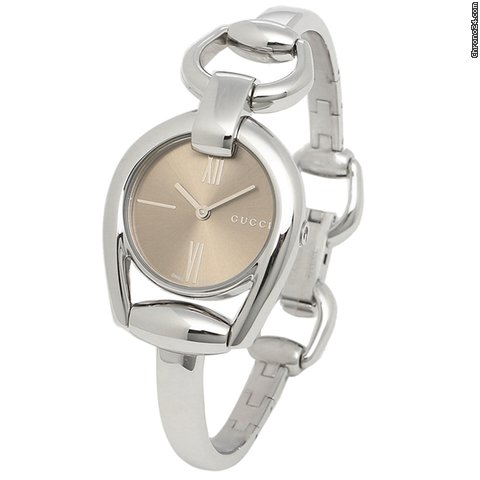 266ca874ad2c1e Gucci Horsebit Collection Brown Dial Ladies Watch for R 11