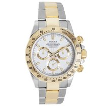 Rolex Daytona Steel 40mm White Canada, Vancouver