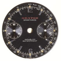 Orator 28.5mm Chronograph pre-owned
