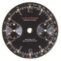 오레이터 28.5mm 크로노그래프 중고시계
