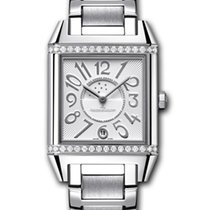 Jaeger-LeCoultre Reverso Squadra Lady Duetto Сталь 28mm Белый Россия, Mосква