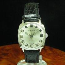 Bifora 32.2mm Manual winding pre-owned Silver