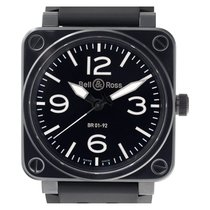 Bell & Ross BR01-92 Steel BR 01-92 46mm pre-owned United States of America, Florida, Surfside