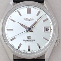 Seiko Grand Seiko White gold 37.6mm Silver