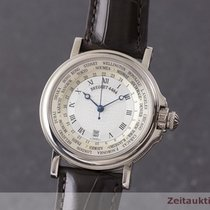 Breguet Marine White gold 38mm Silver