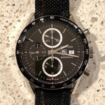 TAG Heuer Carrera Calibre 16 Steel 41mm Black Australia, Forest Lodge