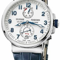 Ulysse Nardin Steel 43mm Automatic 1183-126/60 new United States of America, Florida, Sarasota