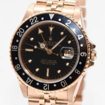 Rolex GMT-Master 16758 1989 pre-owned