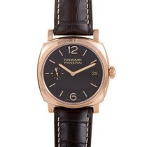 Panerai Radiomir 1940 3 Days Rose gold 47mm Brown United States of America, Pennsylvania, Southampton