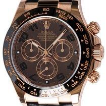 Rolex Ouro rosa 40mm Automático 116515 usado