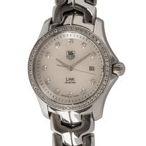 TAG Heuer Link Lady WJF1319.BA0572 pre-owned