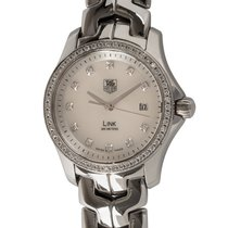 TAG Heuer WJF1319.BA0572 Steel Link Lady 27mm pre-owned United States of America, Texas, Austin