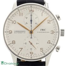 IWC Portuguese Chronograph IW371401 ----2009 2009 pre-owned