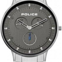 Police Steel PL15968JS.39M new