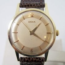 Doxa Yellow gold Manual winding pre-owned