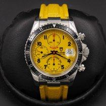 Tudor Tiger Prince Date Steel 40mm Yellow United States of America, California, Huntington Beach