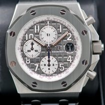 Audemars Piguet Royal Oak Offshore Chronograph Titanium 42mm Grey Arabic numerals United States of America, Massachusetts, Pittsfield
