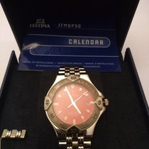 Festina Steel 39mm Quartz new