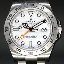 Rolex Explorer II Acero 42mm Blanco Sin cifras España, Barcelona
