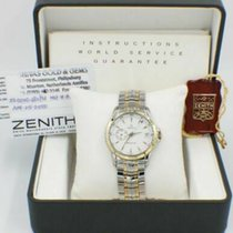 Zenith Elite Steel 38mm White United States of America, California, San Diego